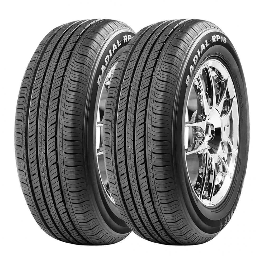 Kit 2 Pneus West Lake Aro 15 195/65R15 RP-18 91H