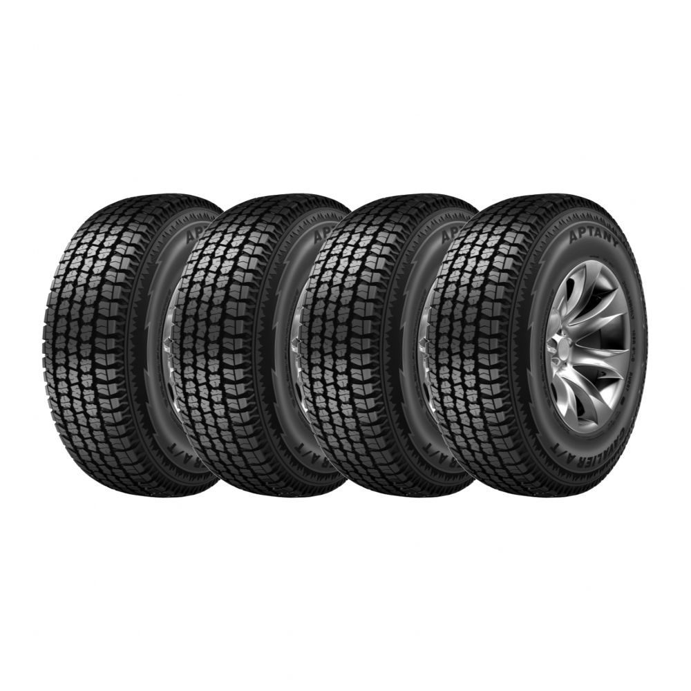 Kit 4 Pneus Aptany Aro 16 265/75R16 RU007 AT 10 Lonas 123/120R