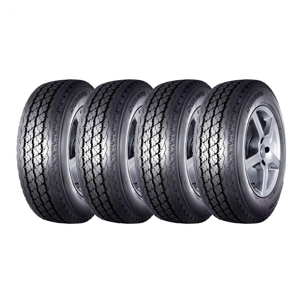 Kit 4 Pneus Bridgestone Aro 15 215/70R15 Duravis R630 109/107R