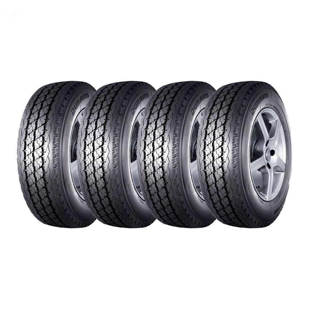 Kit 4 Pneus Bridgestone Aro 15 225/70R15 Duravis R630 112/110R