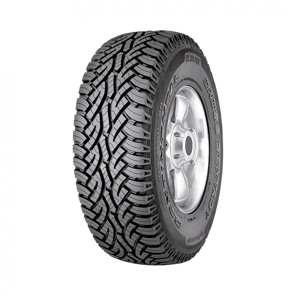 Kit 4 Pneus Continental Aro 15 205/60R15 ContiCrossContact AT 91H