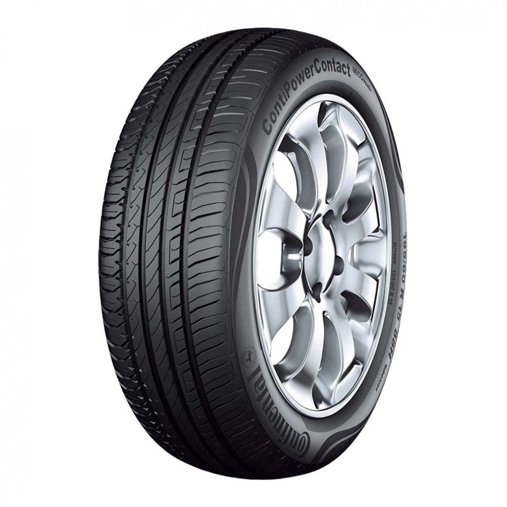 Kit 4 Pneus Continental Aro 17 205/55R17 ContiPowerContact 91V