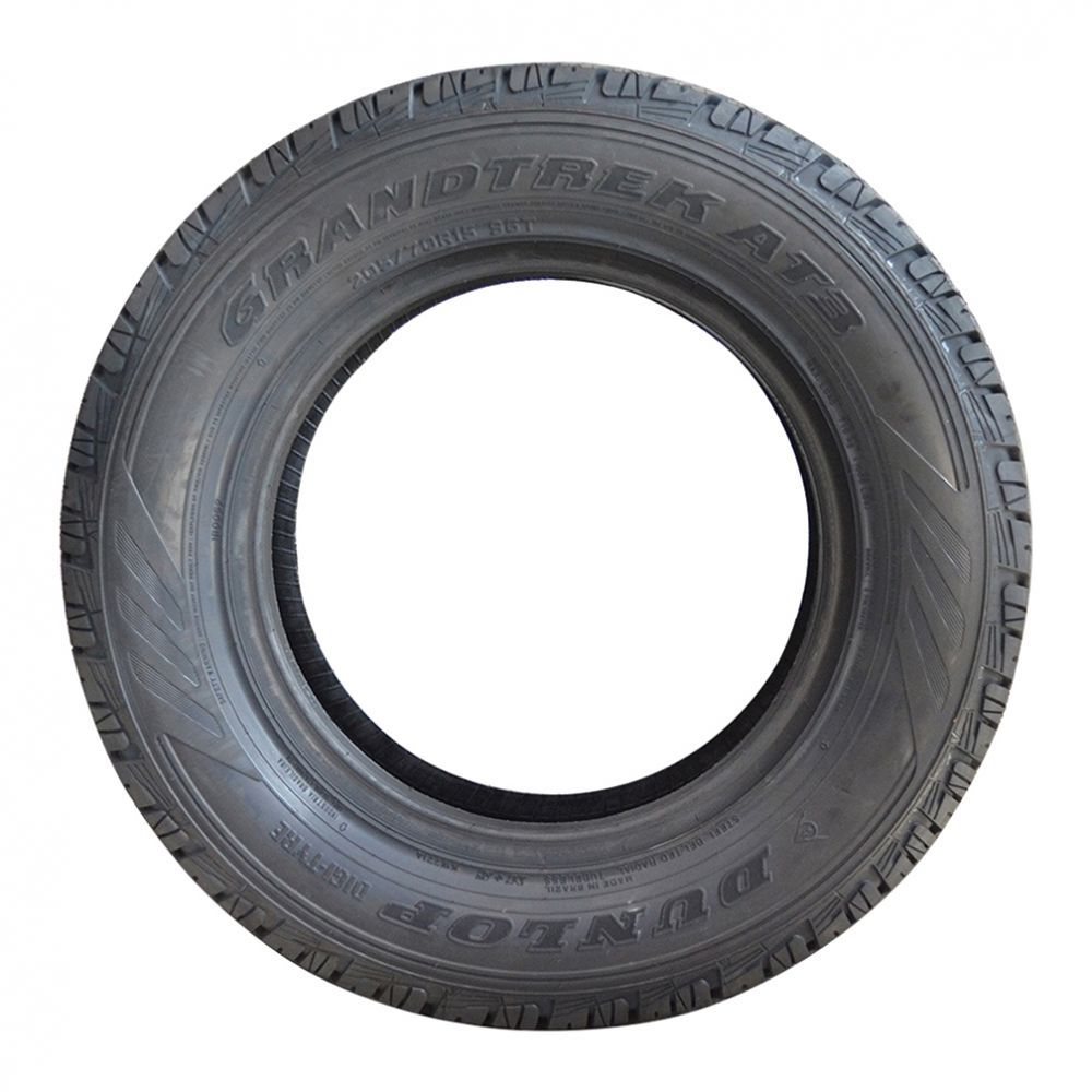 Kit 4 Pneus Dunlop Aro 15 205/70R15 Grandtrek AT-3 96T