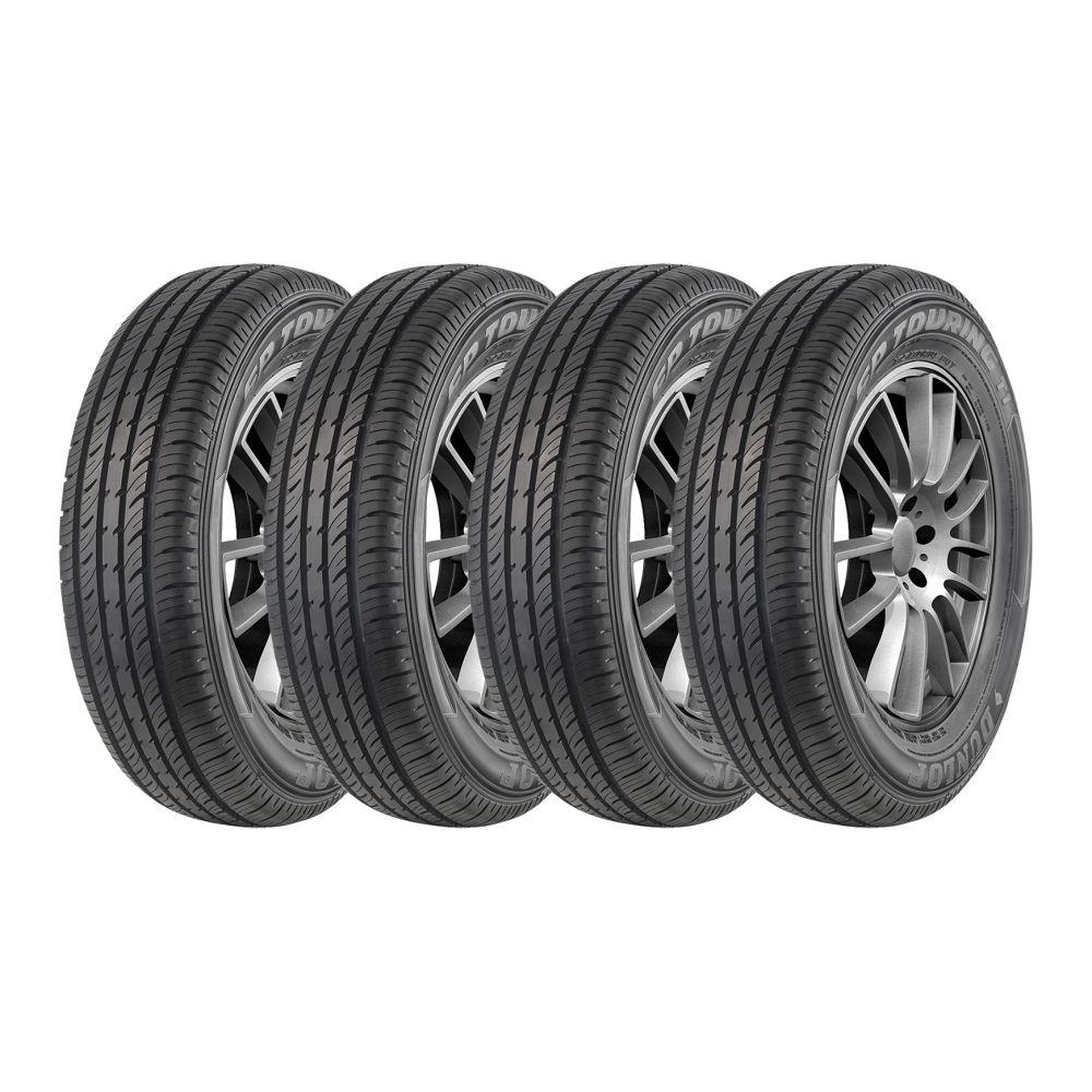 Kit 4 Pneus Dunlop Aro 15 215/70R15 SP Touring T1 98T