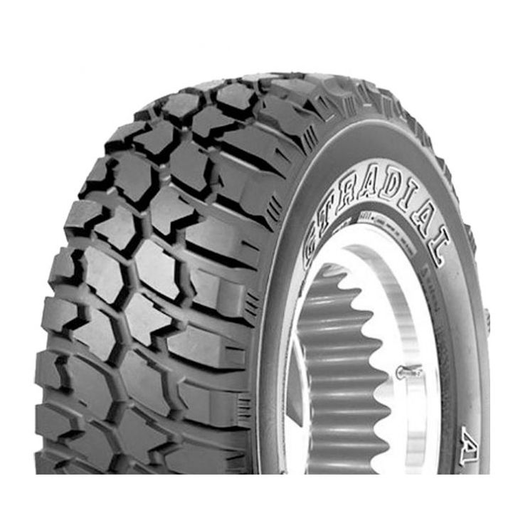 Kit 4 Pneus GT Radial Aro 16 235/85R16 Adventuro MT 10 Lonas 120/116Q