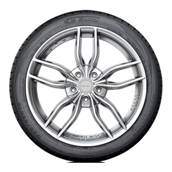Kit 4 Pneus GT Radial Aro 18 245/45R18 Sportactive 100W 4 Un