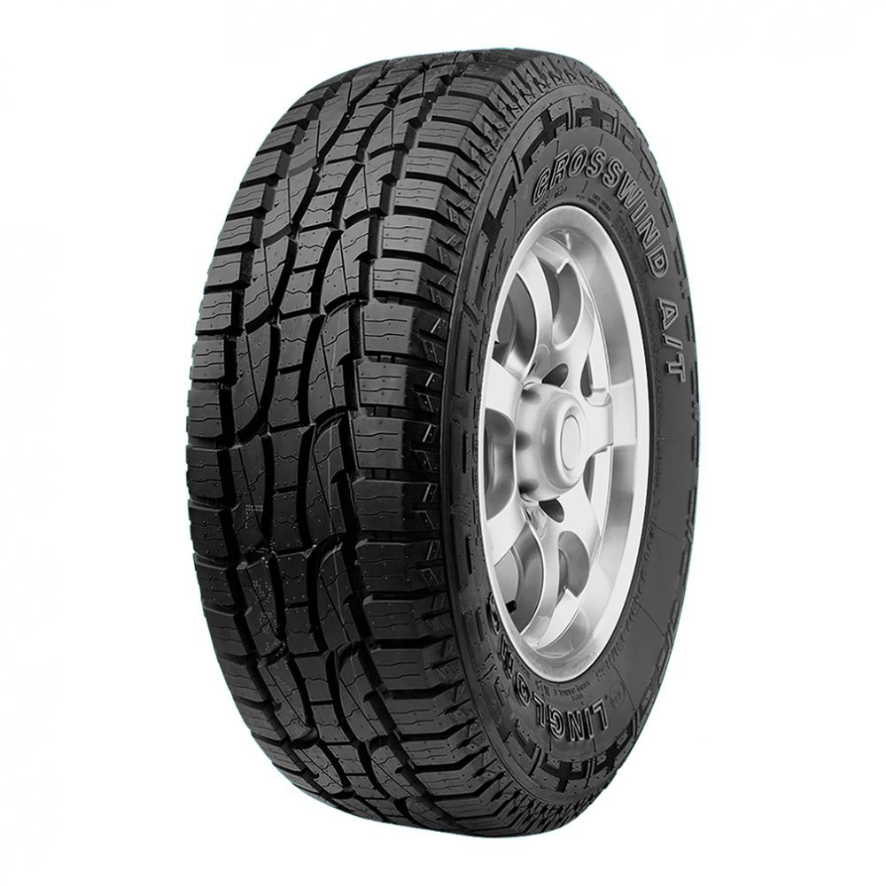 Kit 4 Pneus Ling Long Aro 16 205/60R16 Crosswind AT 92H