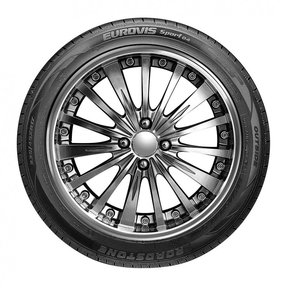 Kit 4 Pneus Roadstone Aro 17 205/45R17 Eurovis Sport 04 88W