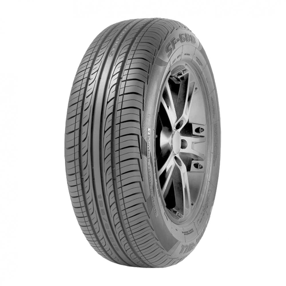 Kit 4 Pneus Sunfull Aro 16 215/55R16 SF-688 97V