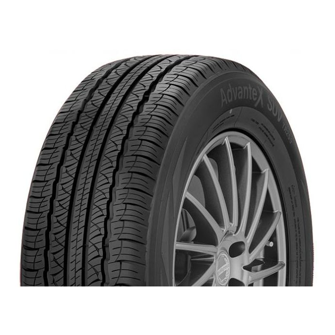 Kit 4 Pneus Triangle Aro 19 225/55R19 TR-259 99V