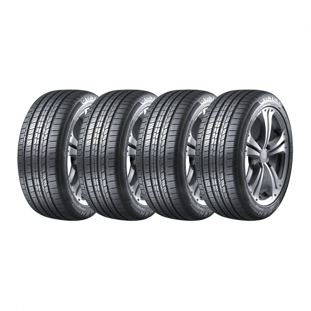 Kit 4 Pneus Wanli Aro 18 245/45R18 AS-029 100V