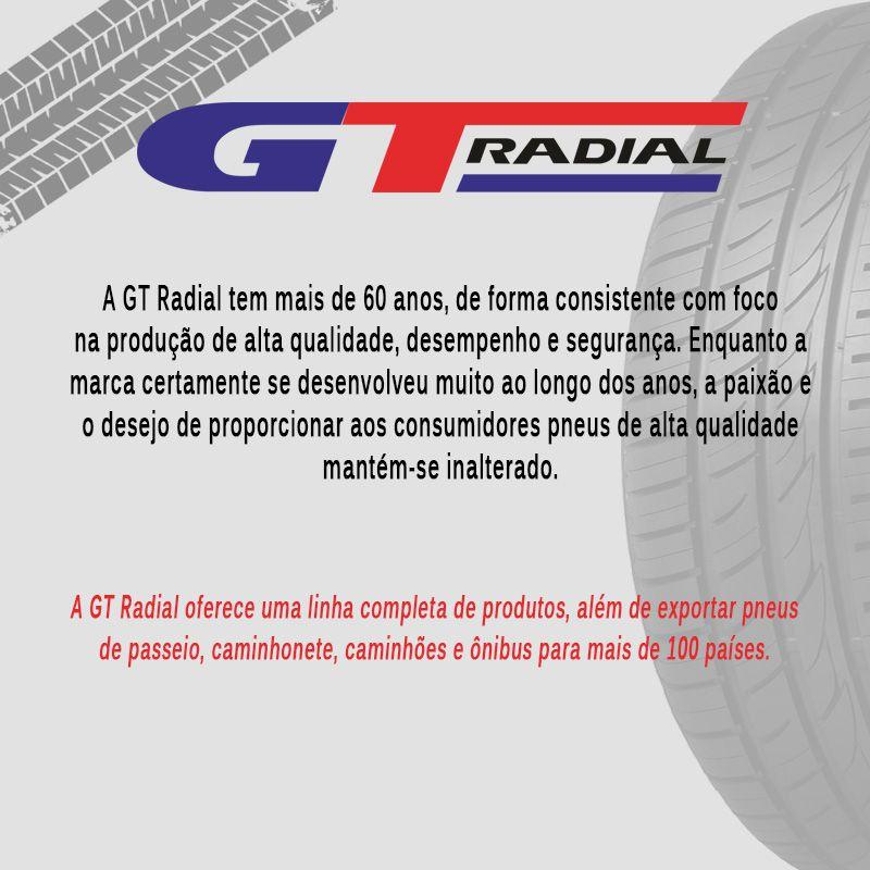 Kit Pneu GT Radial Aro 16 235/70R16 Savero HT-2 104T 2 Un
