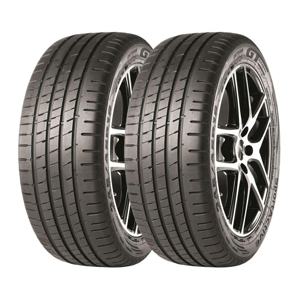 Kit Pneu GT Radial Aro 18 255/45R18 Sportactive 103W 2 Un