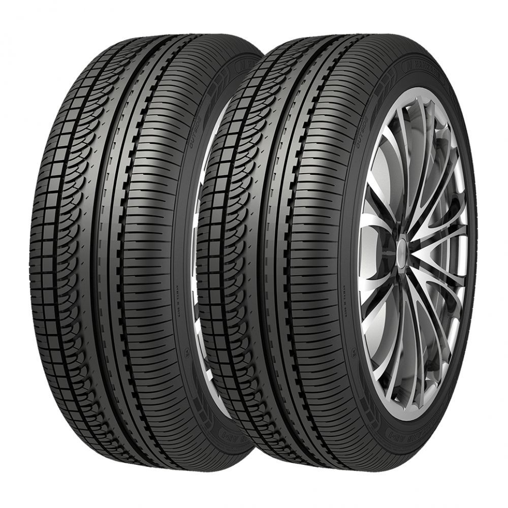 Kit Pneu Nankang Aro 14 155/65R14 AS1 NK Comfort 75V 2 Un
