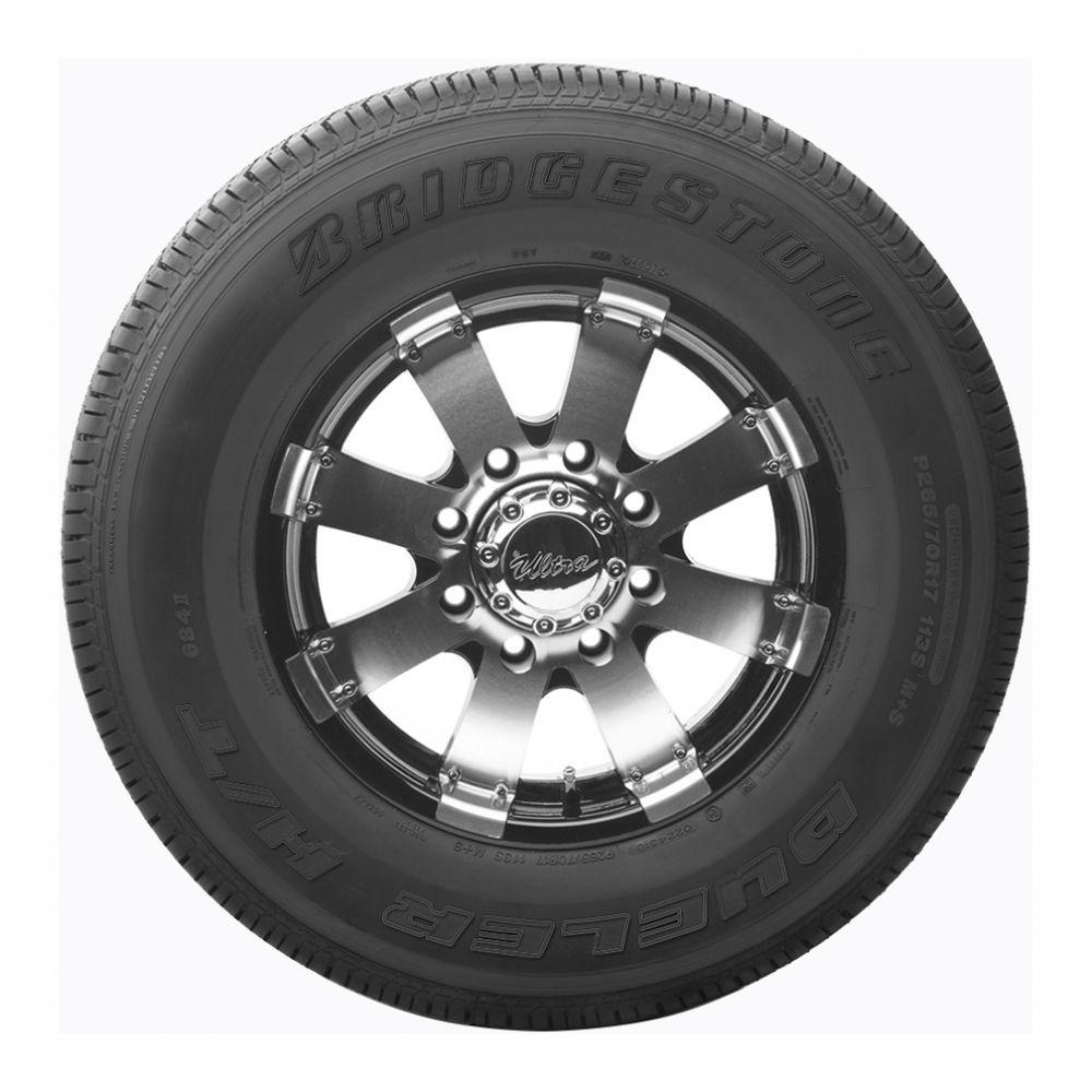 Pneu Bridgestone Aro 17 255/65R17 Dueler H/T 684 II 110T