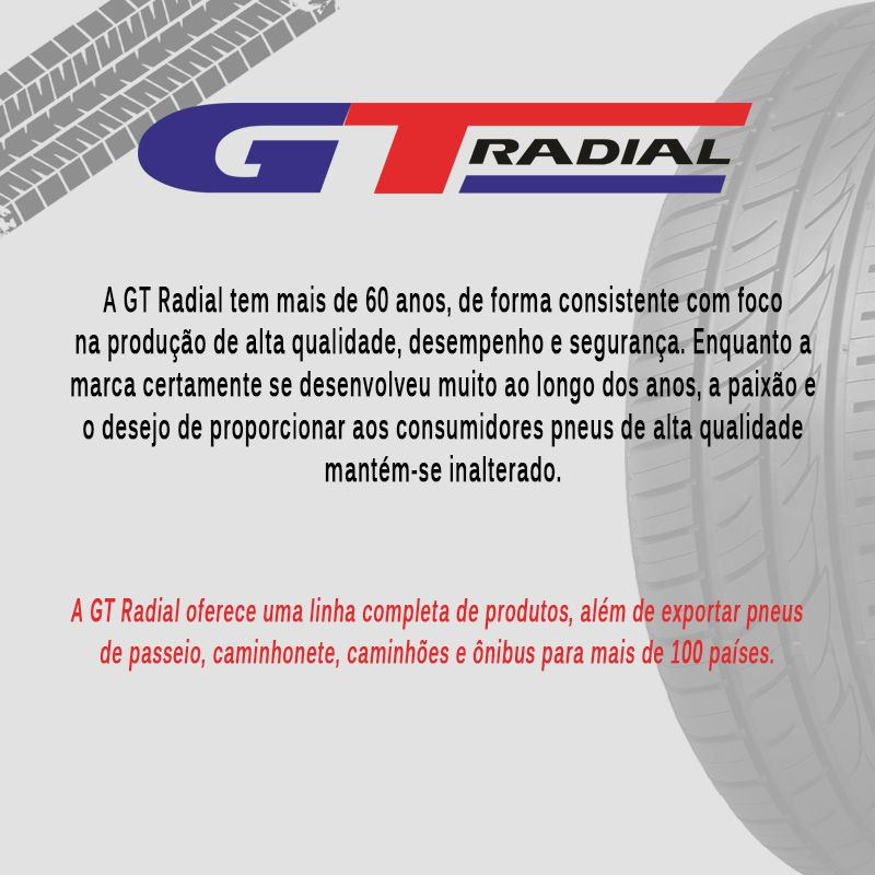 Pneu GT Radial Savero HT-2 245/60R18 104H
