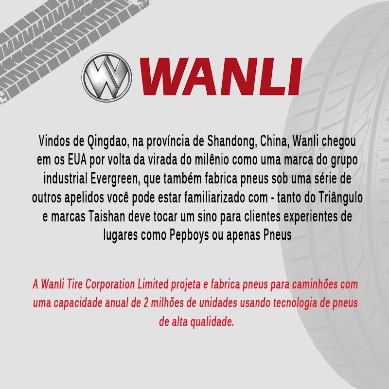 Pneu Wanli S-1023 205/65R16 95H