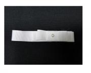 Laço Chanel Gorgurão Branco