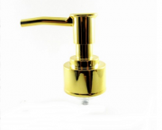 Válvula Saboneteira 28/410 Torneira Luxo Dourada