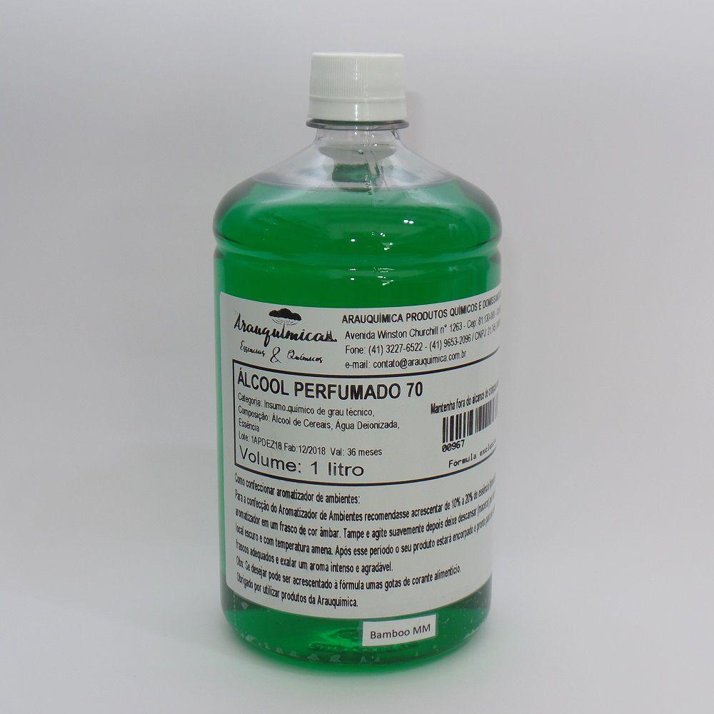 Álcool Perfumado 70