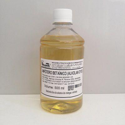 Anfótero Betaínico - 500 ml