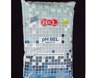 Barrilha Leve - Carbonato de Cálcio 1 kg