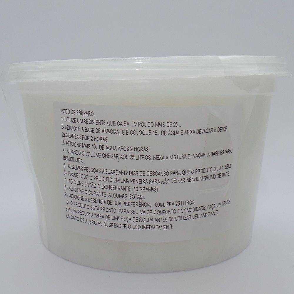 Base Amaciante Pastosa 1 kg - 25 lt