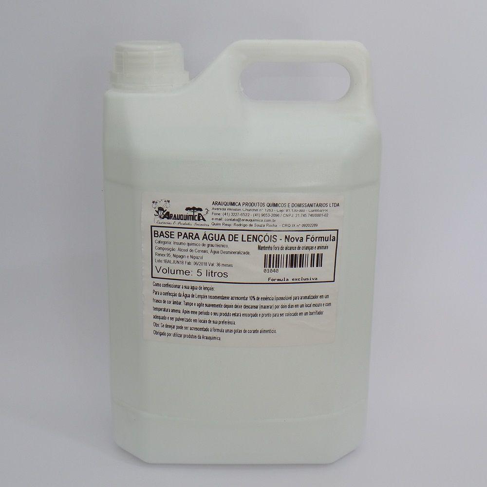Base para Água de Lençóis - 5 litros