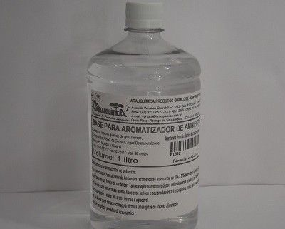 Base para Aromatizador de Ambientes - 1 litro