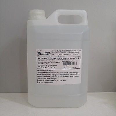 Base para Aromatizador de Ambientes - 5 litros