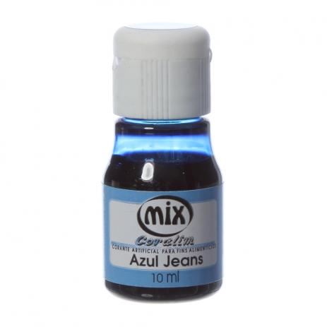 Corante Mix - Azul Jeans - 10 ml