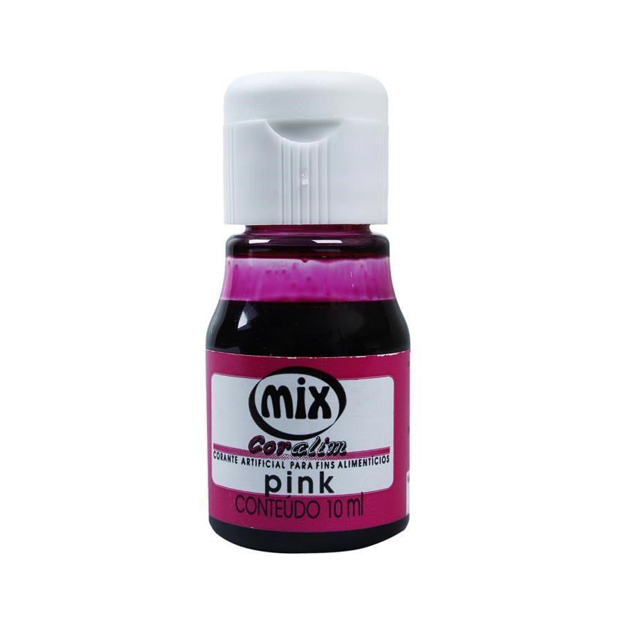 Corante Mix - Pink - 10 ml
