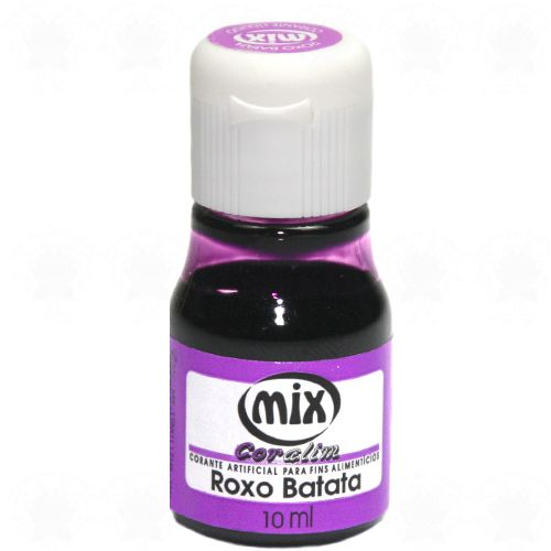 Corante Mix - Roxo Batata - 10 ml