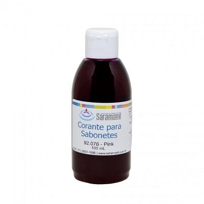 Corante p/ Sabonete Pink