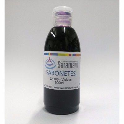 Corante p/ sabonetes 100 ml - Violeta
