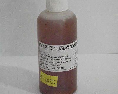 Extrato Glicólico de Jaborandi 100 ml