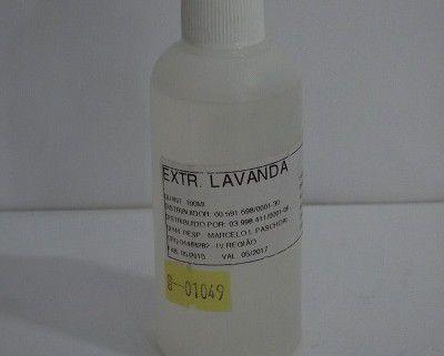 Extrato Glicólico de Lavanda 100 ml