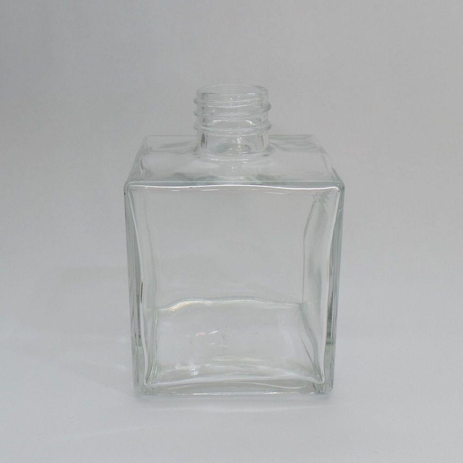 Frasco Vidro Cube 250 ml