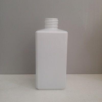 Frasco Vidro Square 250 ml R28 Branco