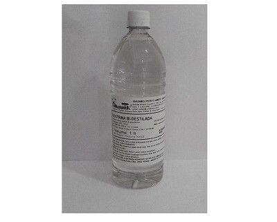 Glicerina Bi-Destilada - 1 Litro