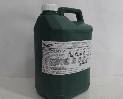 Hipoclorito de Sódio 12% - 6 kg