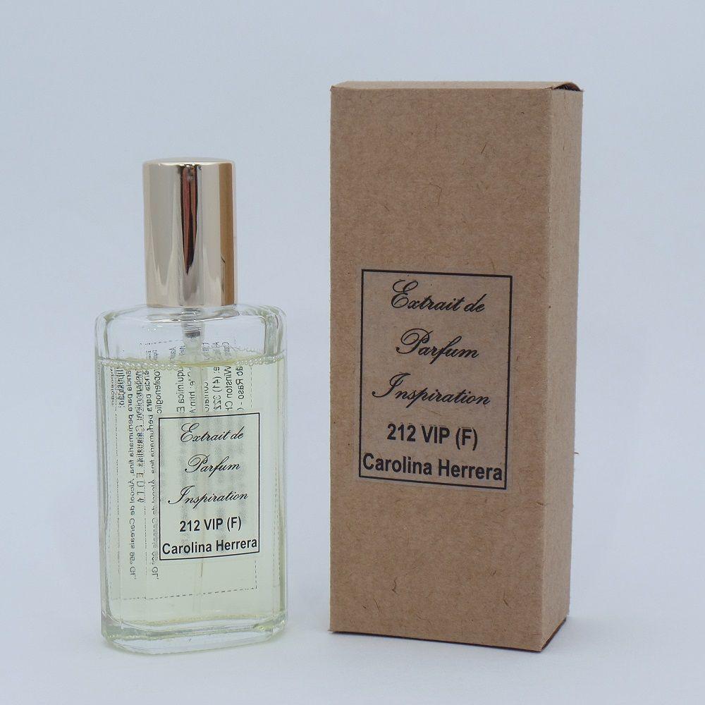 Kit Extrait de Parfum Inspiration - 212 VIP (Carolina Herrera) (F) - 60 ml