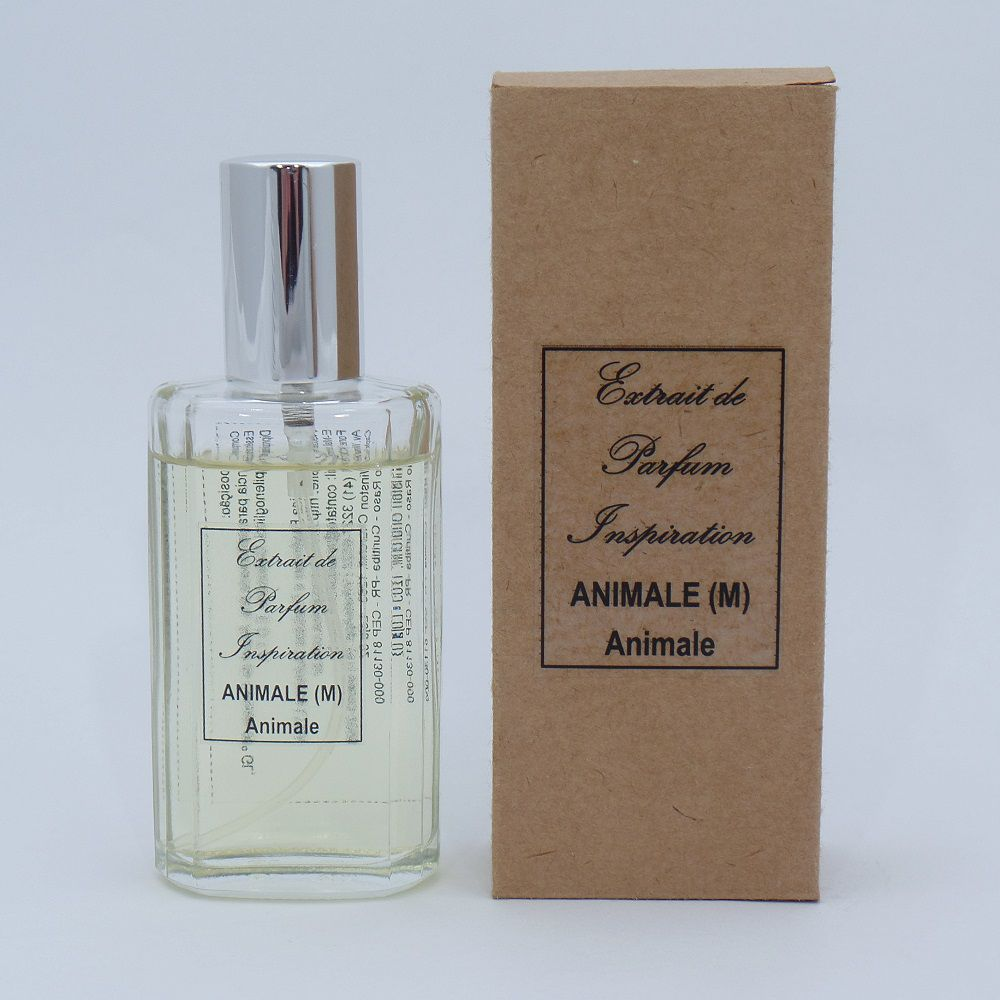 Kit Extrait de Parfum Inspiration - Animale (M) - 60 ml