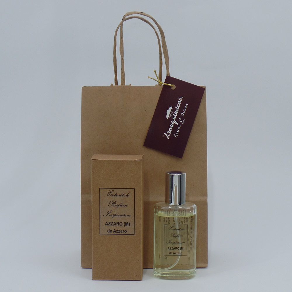 Kit Extrait de Parfum Inspiration - Azzaro de Azzaro (M) - 60 ml
