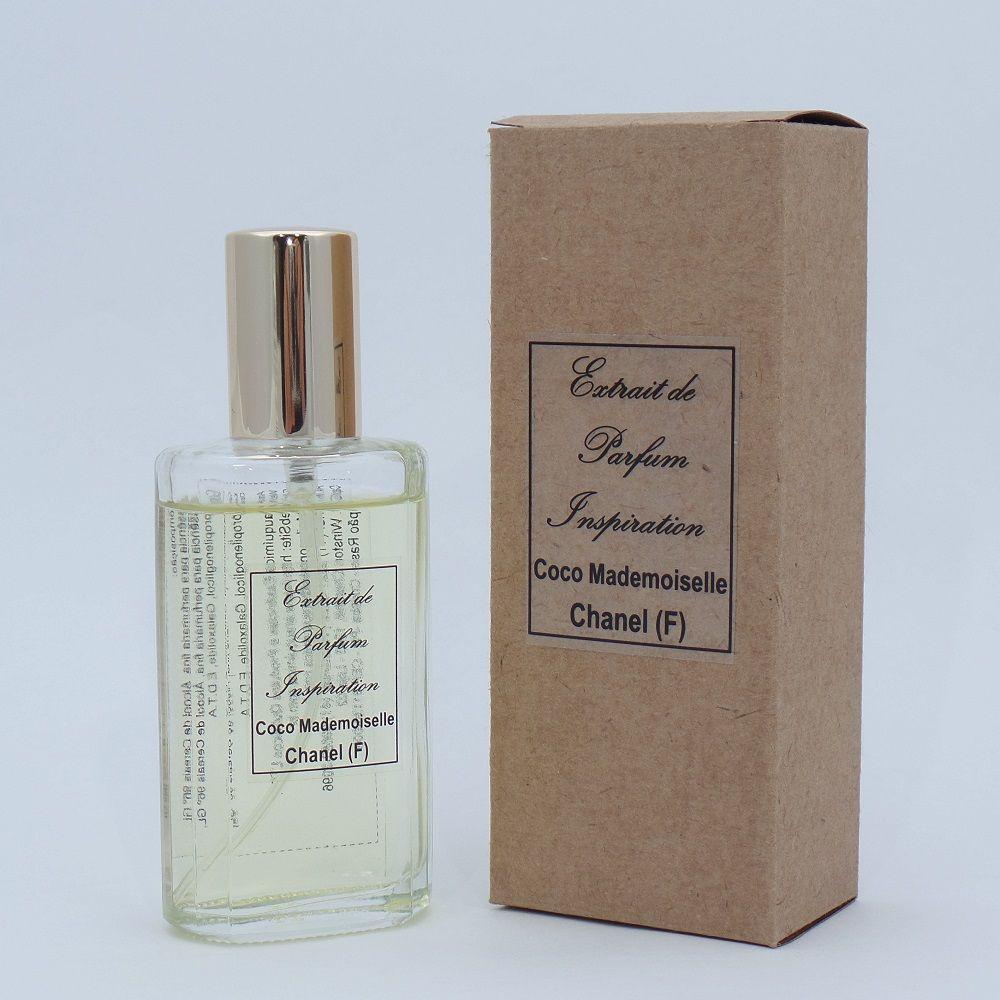 Kit Extrait de Parfum Inspiration- Coco Mademoiselle Chanel (F) - 60 ml
