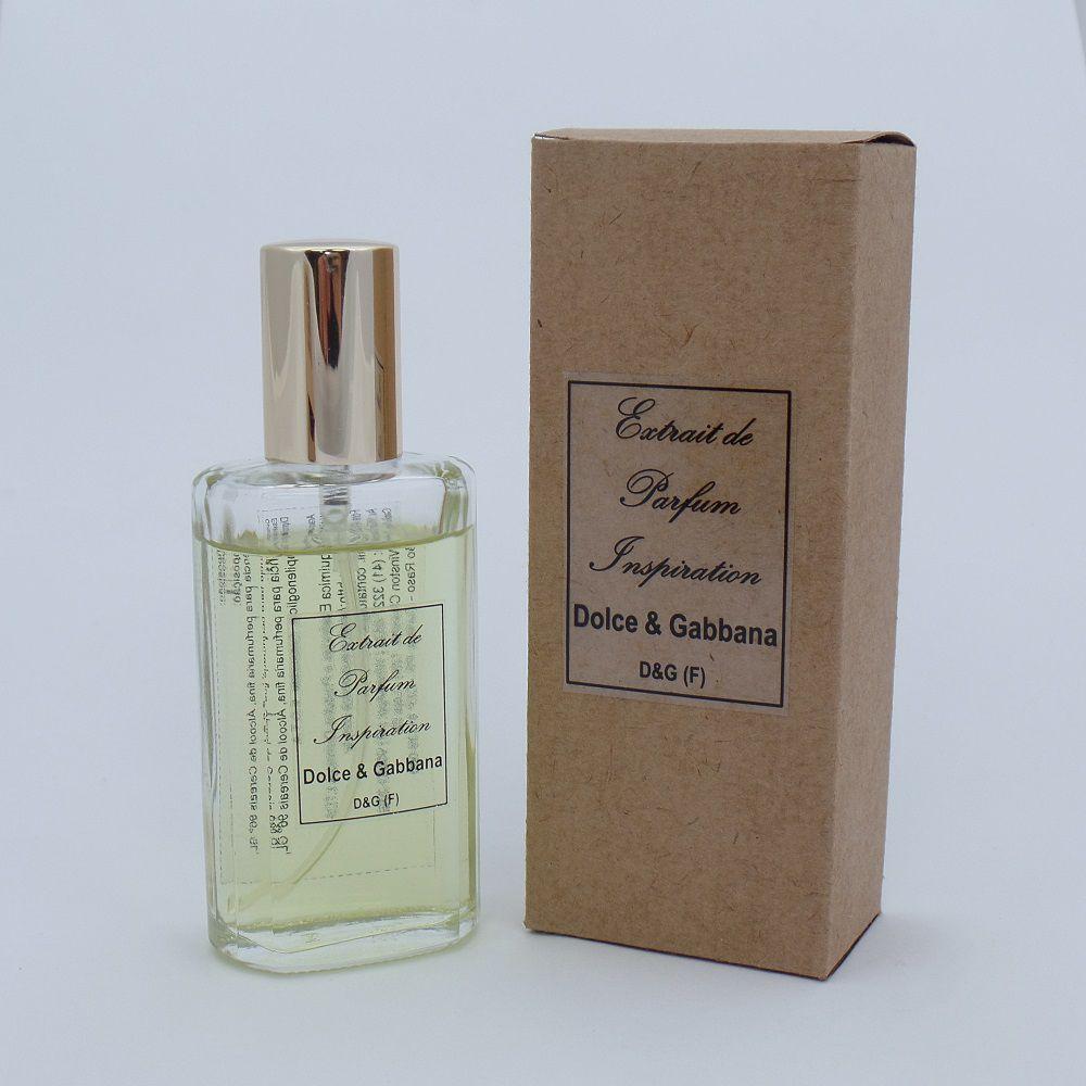 Kit Extrait de Parfum Inspiration - Dolce & Gabbana (F) - 60 ml
