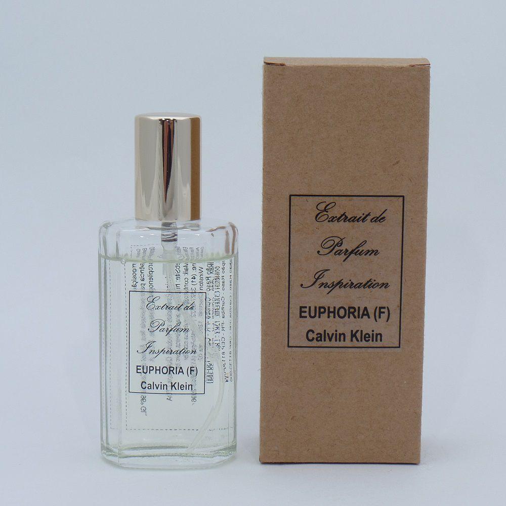 Kit Extrait de Parfum Inspiration - Euphoria Calvin Klein (F) - 60 ml