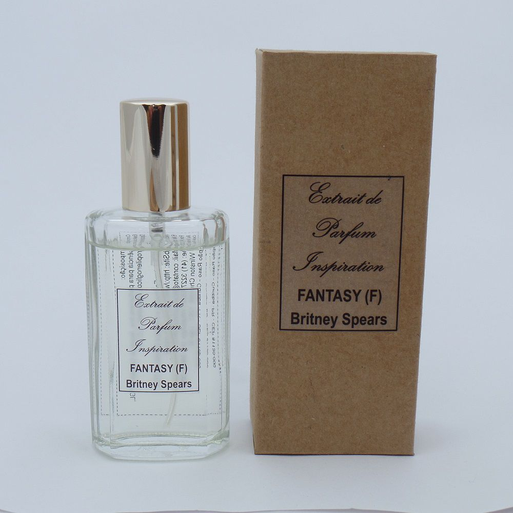 Kit Extrait de Parfum Inspiration - Fantasy de Britney Spears (F) - 60 ml