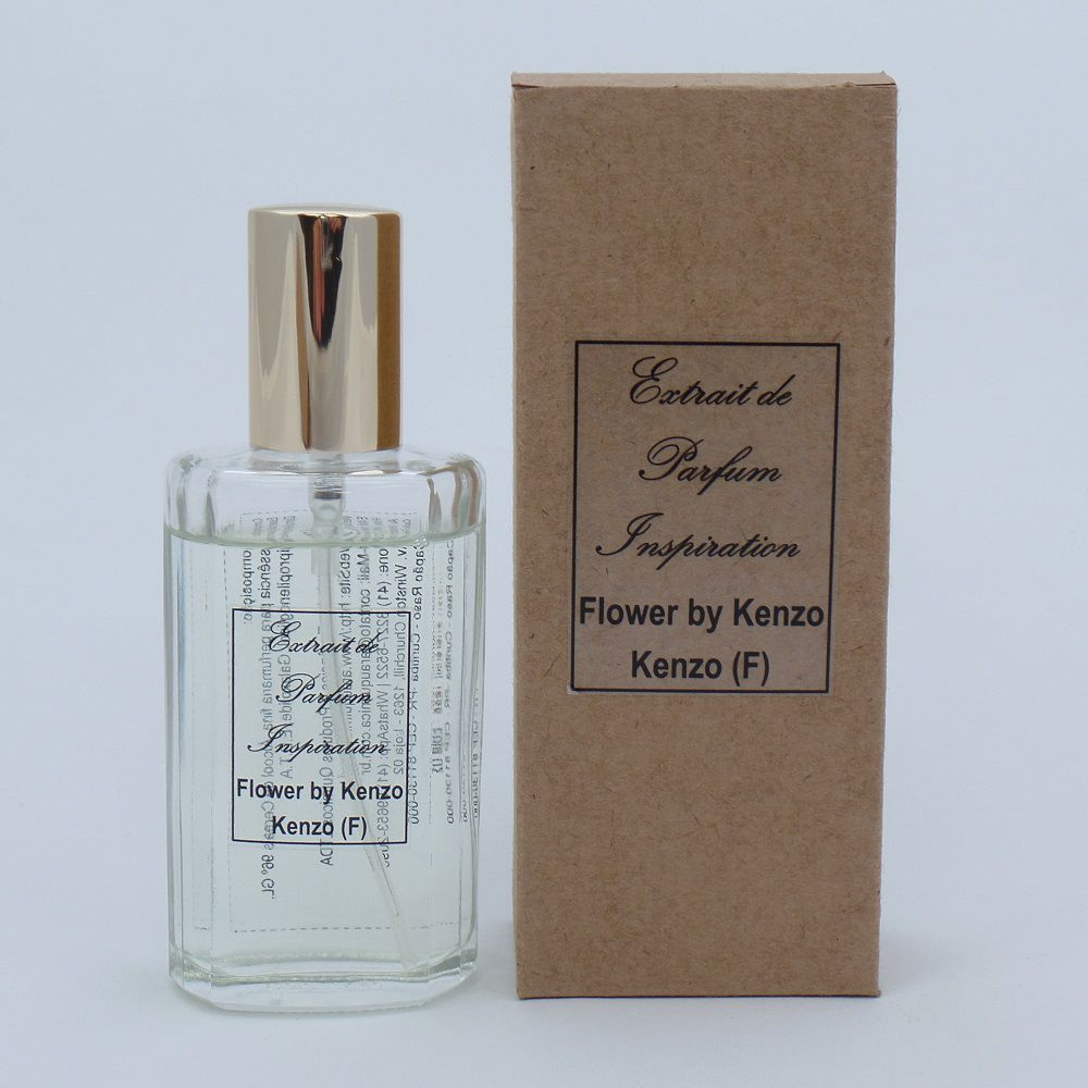 Kit Extrait de Parfum Inspiration - Flower by Kenzo (Kenzo) (F)  - 60 ml