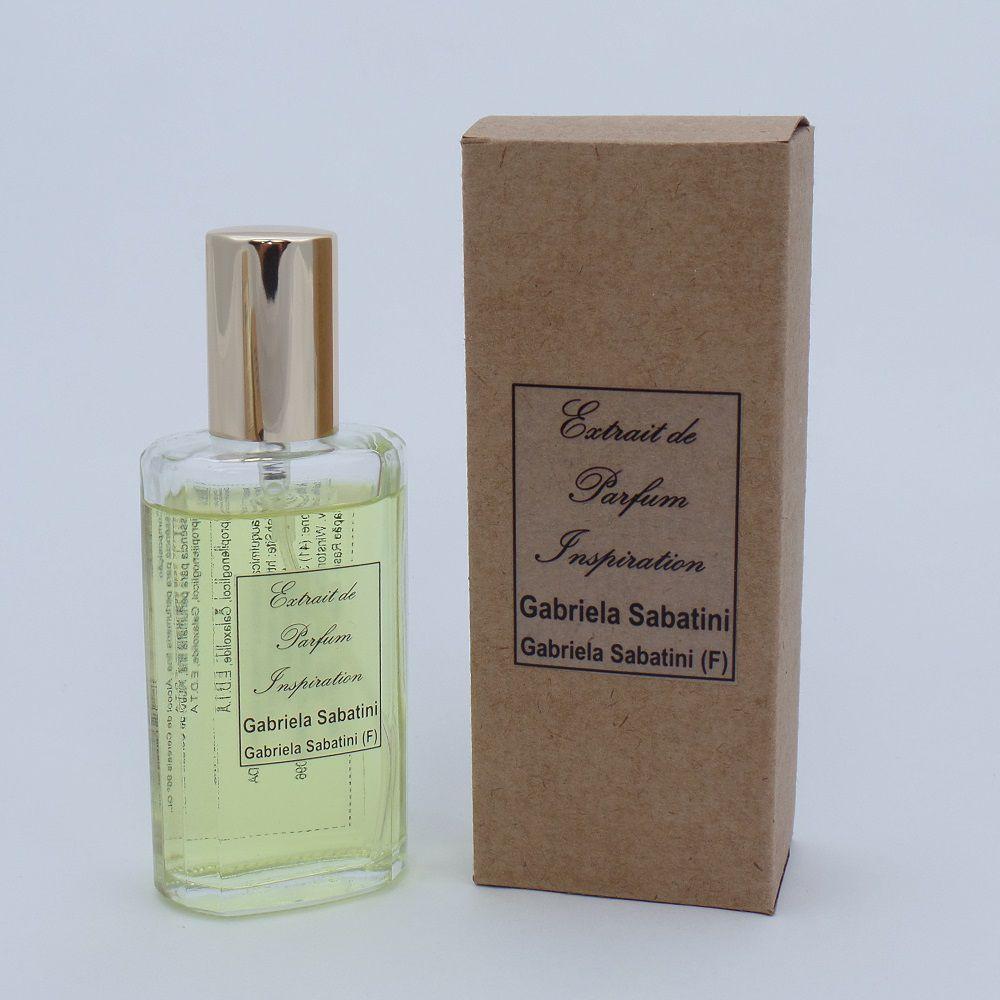 Kit Extrait de Parfum Inspiration - Gabriela Sabatini (F) - 60 ml
